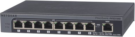 Firewall FVS318G de NETGEAR