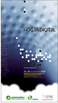 I Congreso Hogar Digital de ASIMELEC