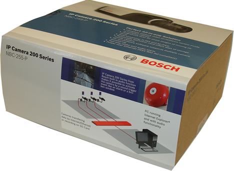 Cámara IP Serie 200 de Bosch