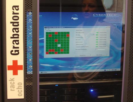 Servidor Vídeo de 3G para todas las generaciones en Cruz Roja España