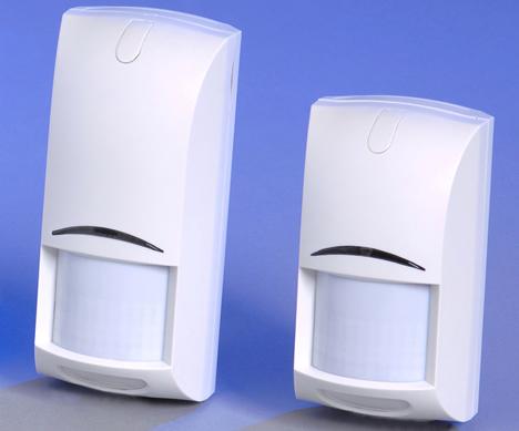Detectores de Intrusión Serie Blue Line de Bosch Security Systems