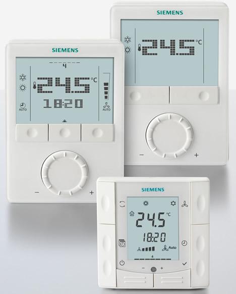 Siemens Termostatos RDG