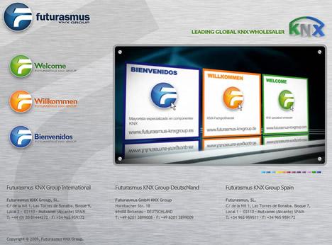 Web Futurasmus Web