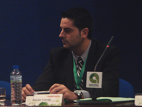 Sergio Galve Schneider Electric Congreso Hogar Digital