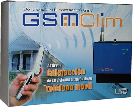 Caja Externa GSMClim