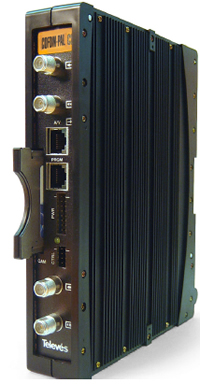 Transmodulador COFDM-PAL con CI de Televes