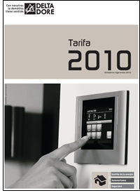 Delta Dore Tarifa 2010