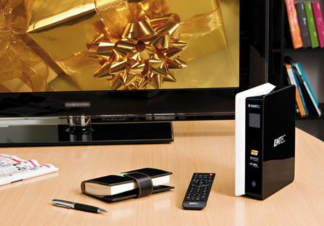 Ambiente Movie Cube S800H de EMTEC