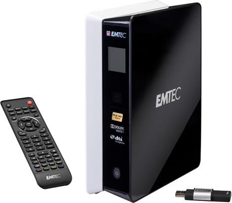 Movie Cube S800H de EMTEC
