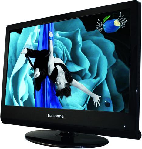 TV H98 LCD 22P Gol TV de Bluesens