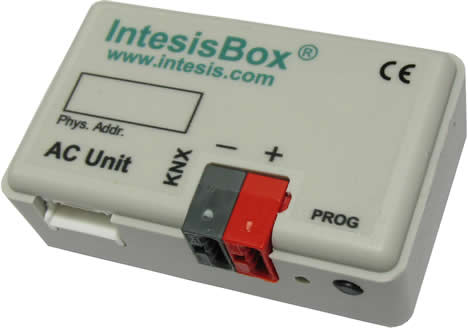 Interfaces KNX Sistemas Aire Acondicionado Daikin de Intesis