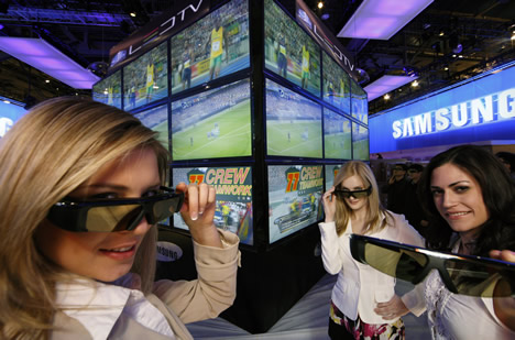 Samsung CES 2010