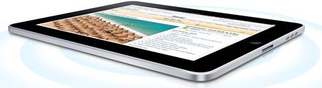 iPad Apple Conectividad
