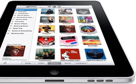 iPad Apple Inferior