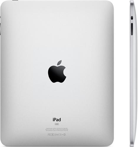 iPad Lateral y Trasero