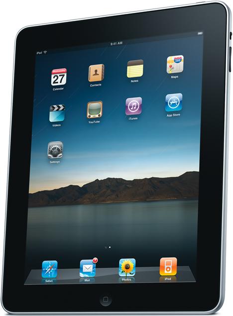 Apple iPad 12 Aplicaciones Multi-Touch
