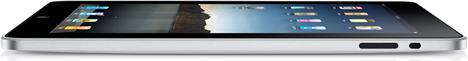 Apple iPad Lateral