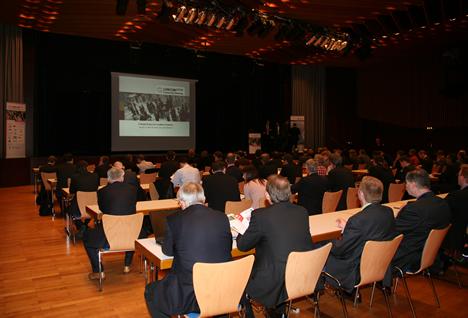 Conferencias LONCOM 2009