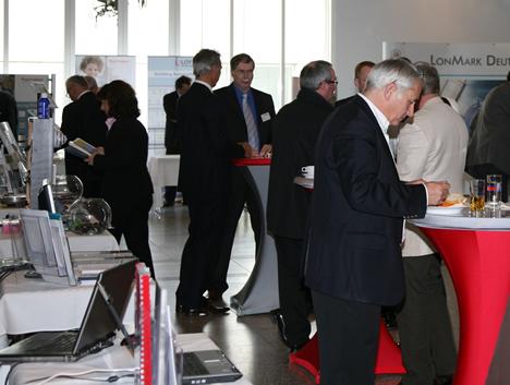 Vista General sala de exposición LONCOM 2009
