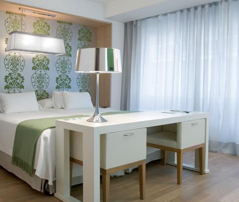 Nuevas Habitaciones de NH Hoteles con Siemens