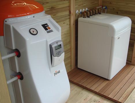 Equipamiento Climatización Hogar Digital