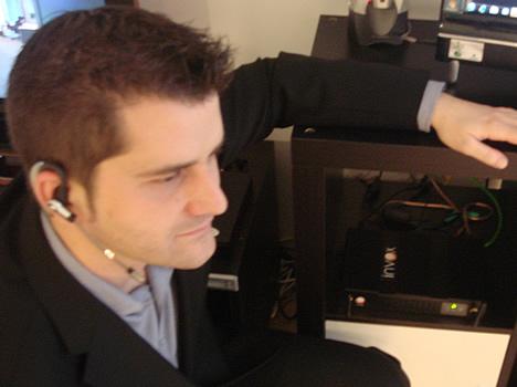 Invox control de voz Hogar Digital de ASIMELEC