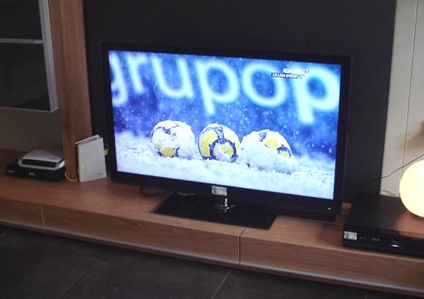 Televisor y Banda Ancha Hogar Digital