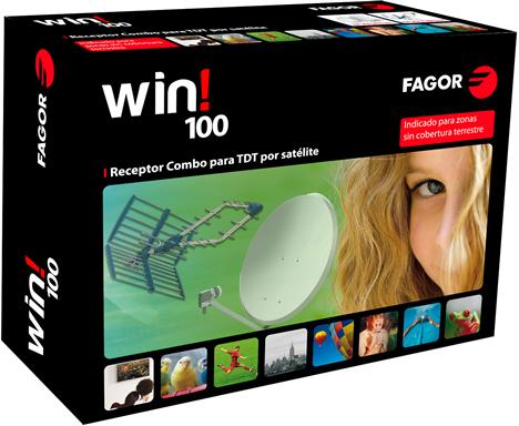 Receptor Combo TDT Fagor
