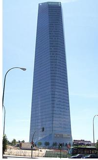 Edificio Torre Mapfre de Enrique León
