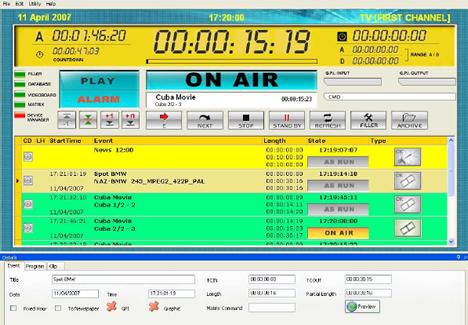 Techex MediaPlay MediaViewer de SI-Media Sistemas