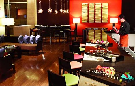 Habitación Hotel Marriott en Bogotá