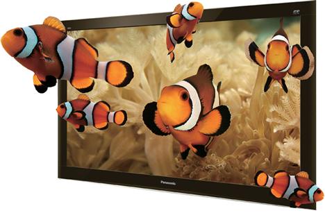 Televisores VIERA 3D de Panasonic
