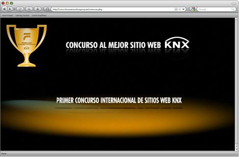 Concurso Páginas Web KNX de Futurasmus