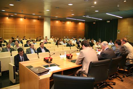 Sala Premios Domótica e Inmótica de la Comunidad de Madrid