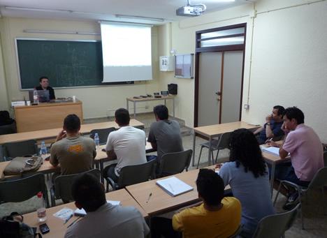 IHS en el Máster de Hogar Digital de la Universidad de Valencia