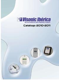 Catálogo 2010-2011 de Visonic