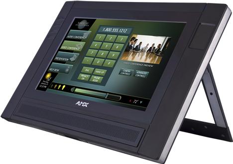 Touch Panel MVP 9000i de AMX