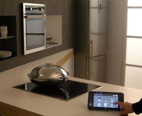 Fagor Electrodomésticos e Ikerlan-IK4 presenta el hogar digital