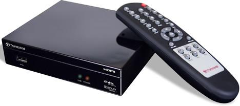 Transcend Reproductor Multimedia HD DPM10