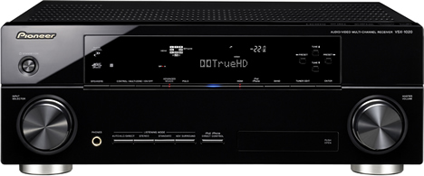 Receptor Audio Visual VSX-1020-K de Pioneer