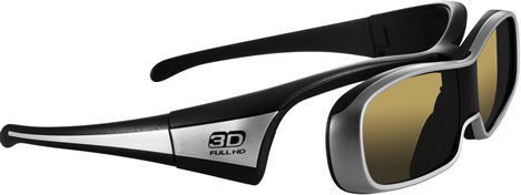 Gafas 3D Full HD de Panasonic
