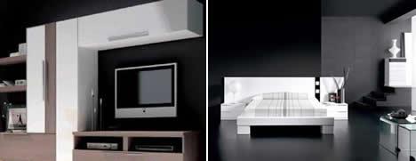 Home Cinema y Dormitorio de Hector Chinchero