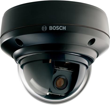 Cámara AutoDome Easy II IP H.264 de Bosch