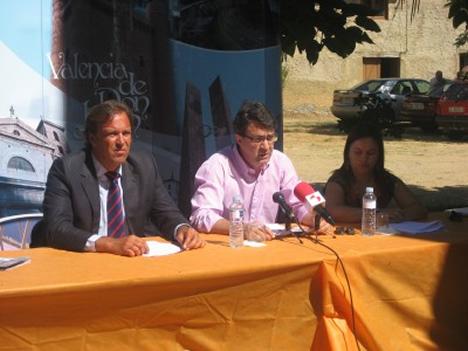 Presentación del proyecto Valencia de Don Juan, ciudad WI-FI