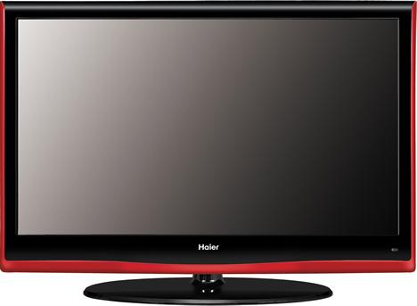 La primera televisión con el suministro de electricidad totalmente inalámbrica de Haier