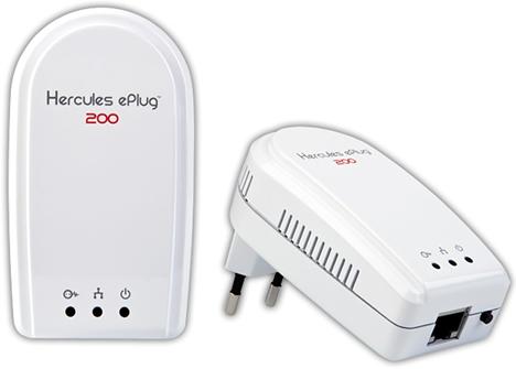 Adaptador PLC Mini ePlug 200 de Hercules