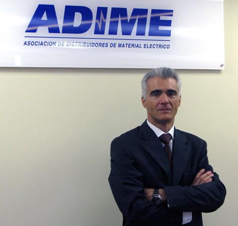 Eduard Sarto Monteys , nuevo Director del Departamento Comercial y Marketing de ADIME