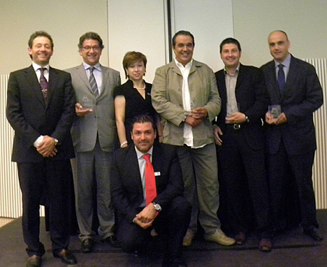 Premios National Partners Conference de Mobotix