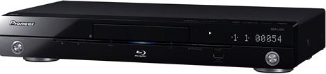 Blu-ray 3D BDP-LX54 y BDP-430de Pioneer