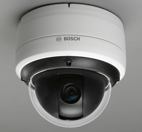 Cámara AutoDome HD Junior de Bosch
